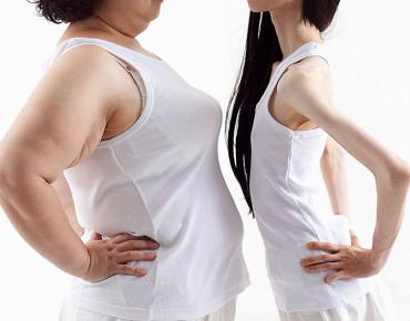 Защо слабите хора не са дебели?